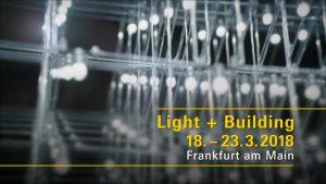 Salon Light+Building 2018