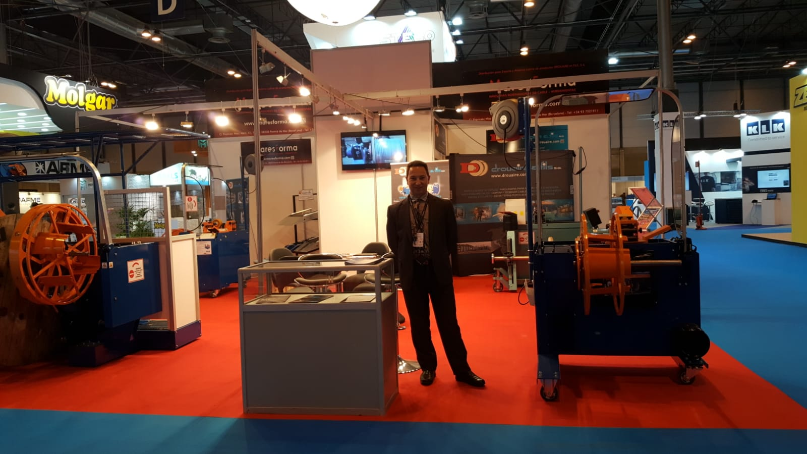 Salon MATELEC 2018